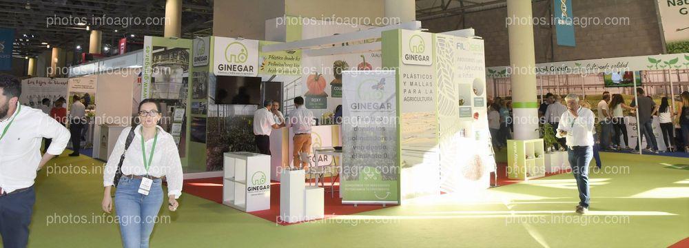 Ginegar - Stand Infoagro Exhibition