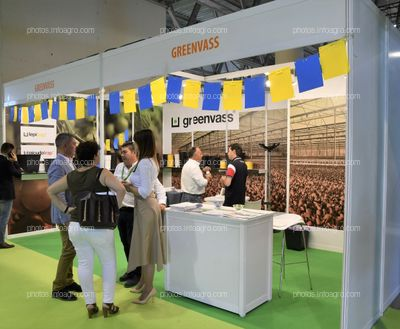 Greenvass - Stand Infoagro Exhibition