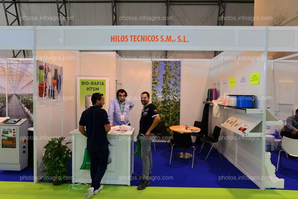Hilos Técnicos - Stand Infoagro Exhibition
