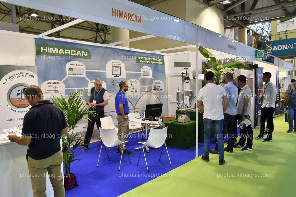 Himarcan - Stand Infoagro Exhibition