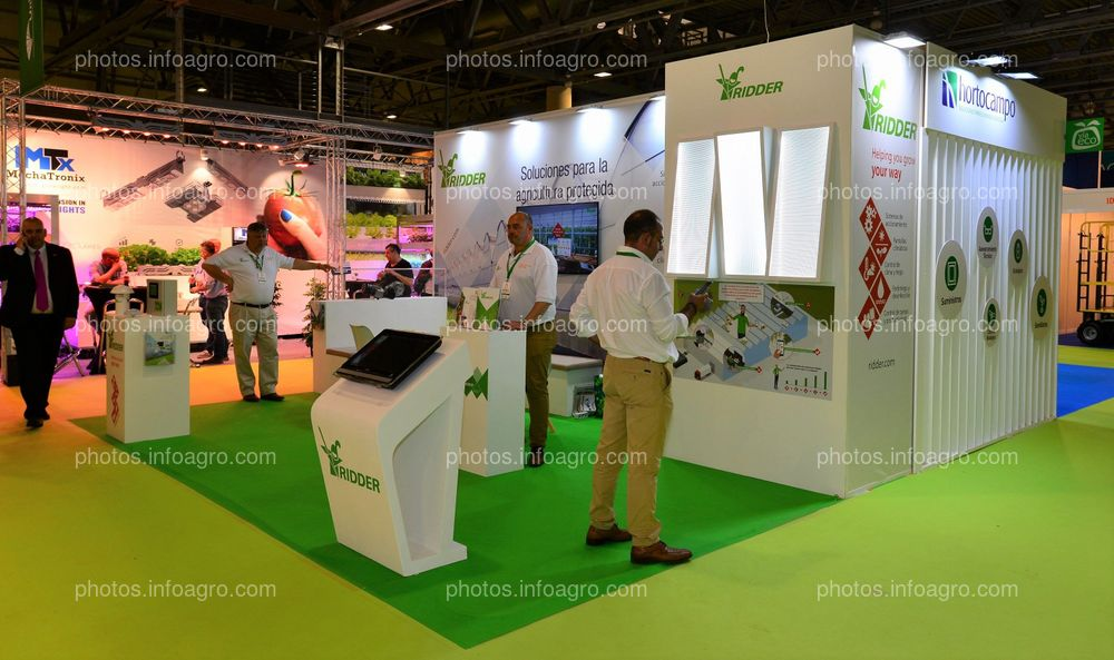 Ridder - Stand Infoagro Exhibition