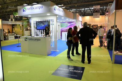 Hortocampo - Stand Infoagro Exhibition