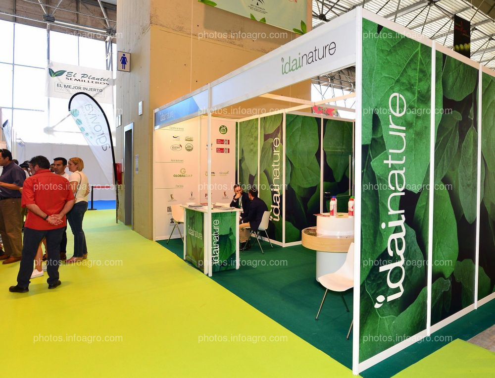 Idai Nature - Stand Infoagro Exhibition