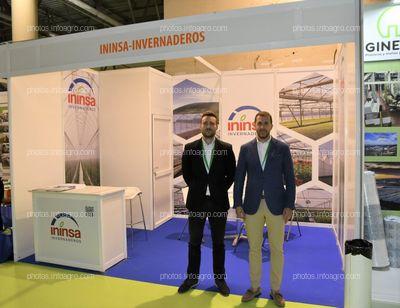 Ininsa - Stand Infoagro Exhibition