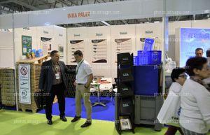 Inka Palet - Stand Infoagro Exhibition