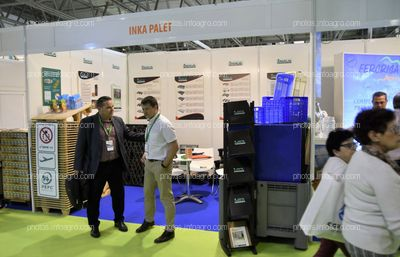 Inka Palet - Stand Infoagro Exhibition
