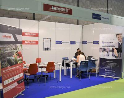 Intedya - Stand Infoagro Exhibition