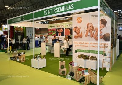 Intersemillas - Stand Infoagro Exhibition