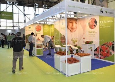 Isi Sementi - Stand Infoagro Exhibition