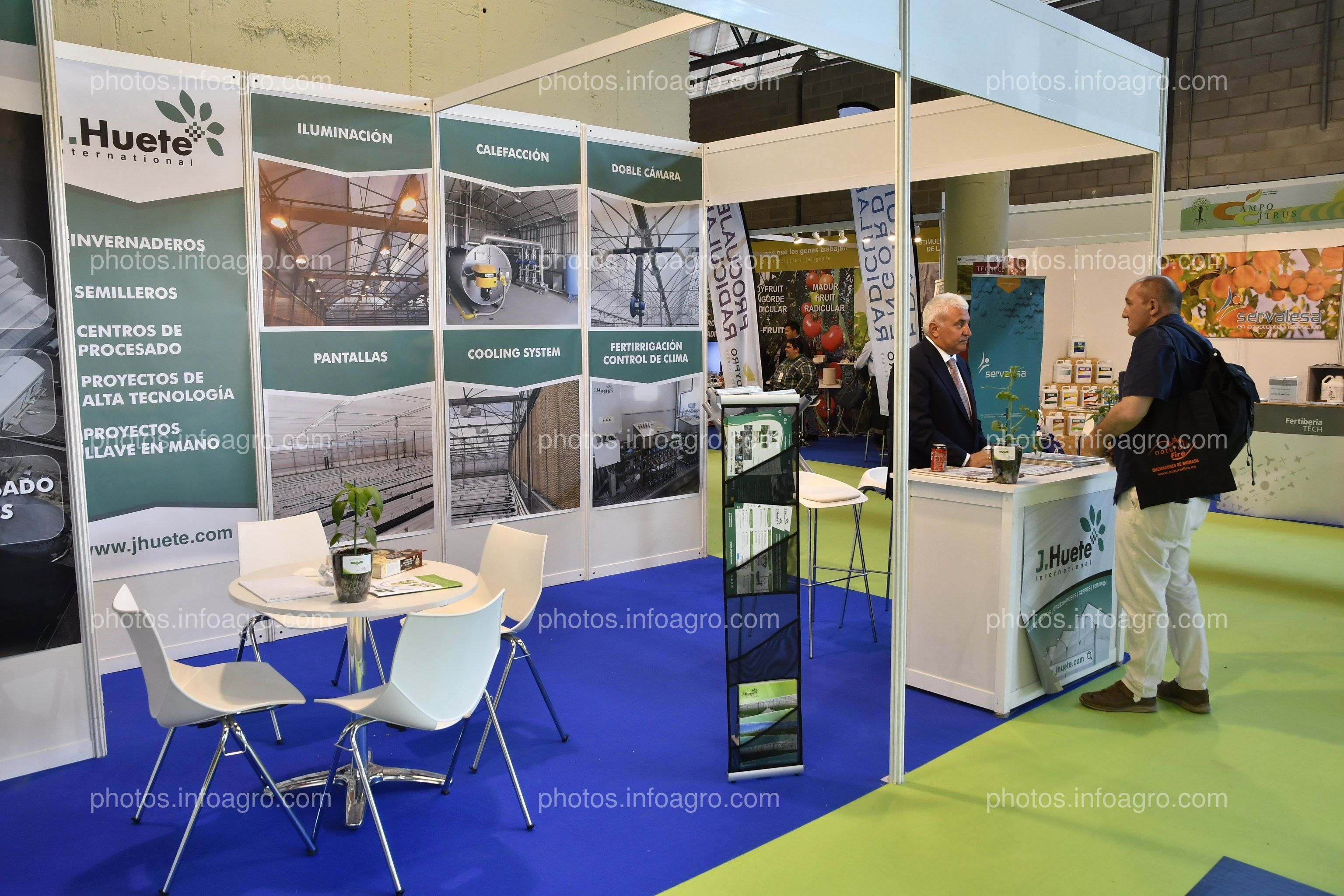 JHuete - Stand Infoagro Exhibition