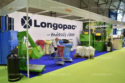 Leanpio - Stand Infoagro Exhibition
