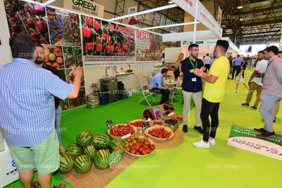 Llavors Horta - Stand Infoagro Exhibition