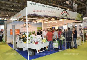 Lupión y Rodríguez - Stand Infoagro Exhibition