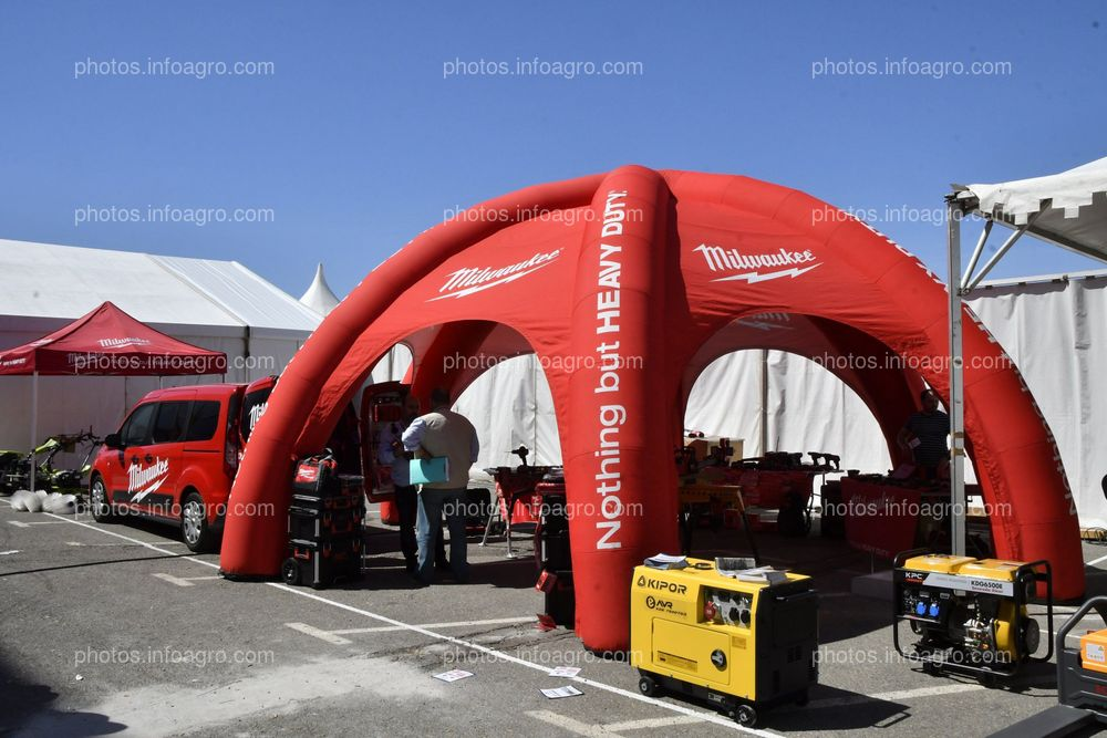 Majial Maquinaria - Stand Infoagro Exhibition