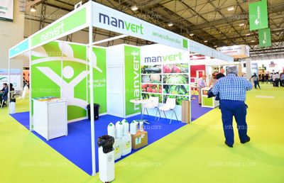 Manvert - Stand Infoagro Exhibition