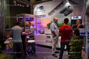 Mechatronix y Olfer - Stand Infoagro Exhibition