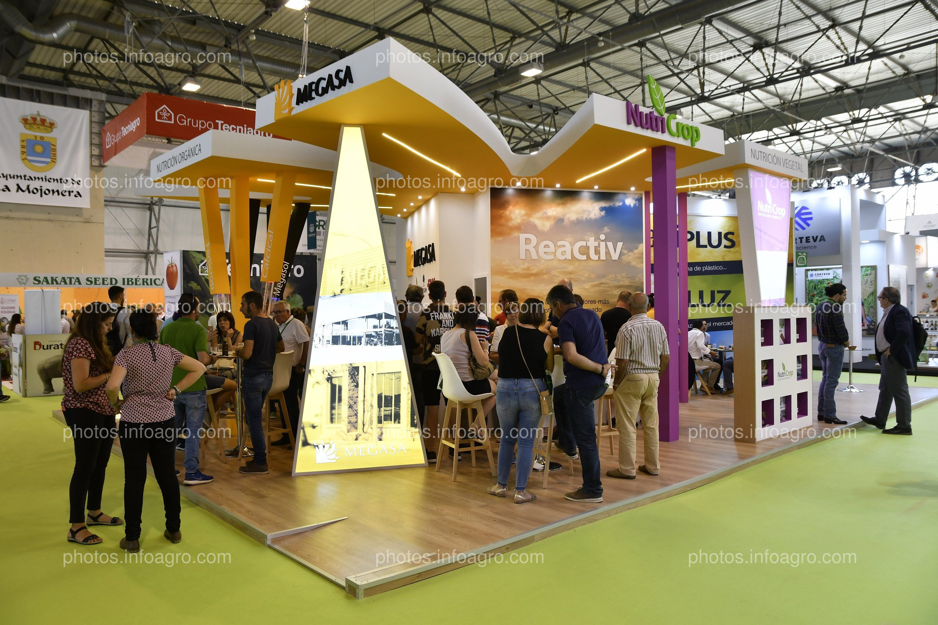 Megasa - Stand Infoagro Exhibition