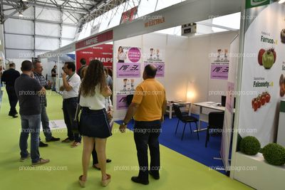 Mi Eléctrica - Stand Infoagro Exhibition