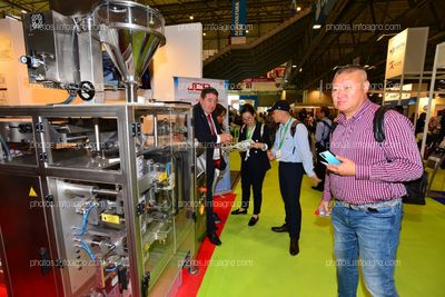 Mirpack - Stand Infoagro Exhibition