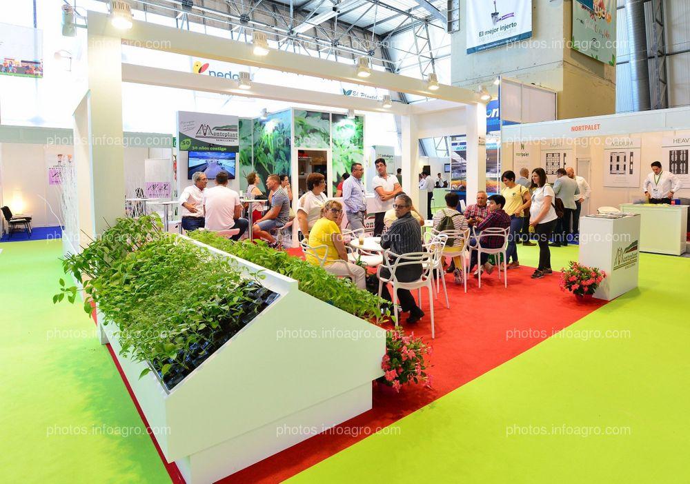 Monteplant - Stand Infoagro Exhibition