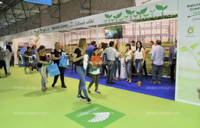 Natural Green - Stand Infoagro Exhibition