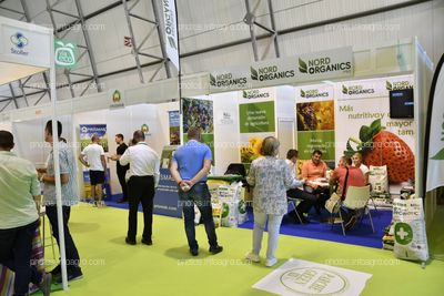 Nord Organics - Stand Infoagro Exhibition
