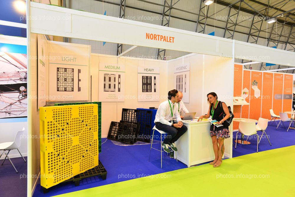 Nortpalet - Stand Infoagro Exhibition