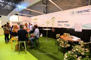 Nostoc Biotech - Stand Infoagro Exhibition