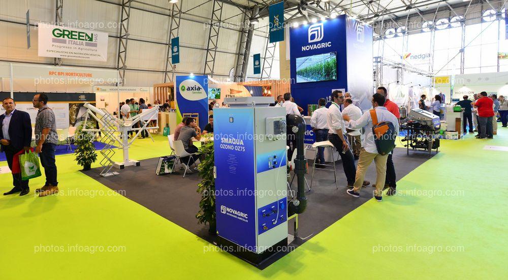 Novedades Agrícolas - Stand Infoagro Exhibition