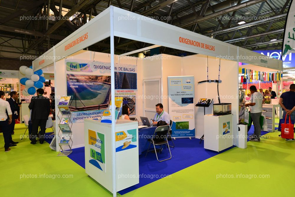 Oxi-Fuch - Stand Infoagro Exhibition