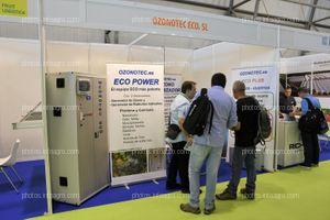 Ozonotec - Stand Infoagro Exhibition