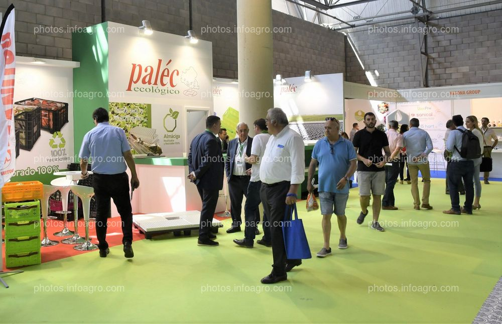 Paléc Ecológico - Stand Infoagro Exhibition
