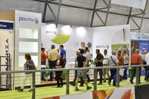 Politiv - Stand Infoagro Exhibition