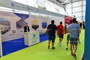 Zuritech y Polmip - Stand Infoagro Exhibition