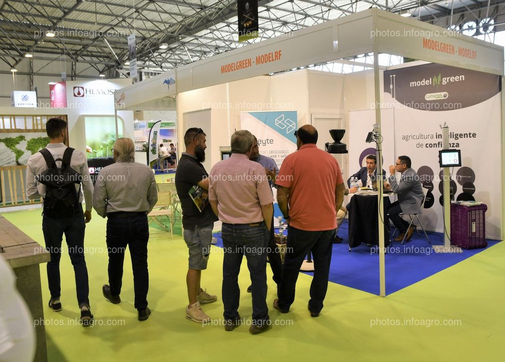 Powerferr - Stand Infoagro Exhibition