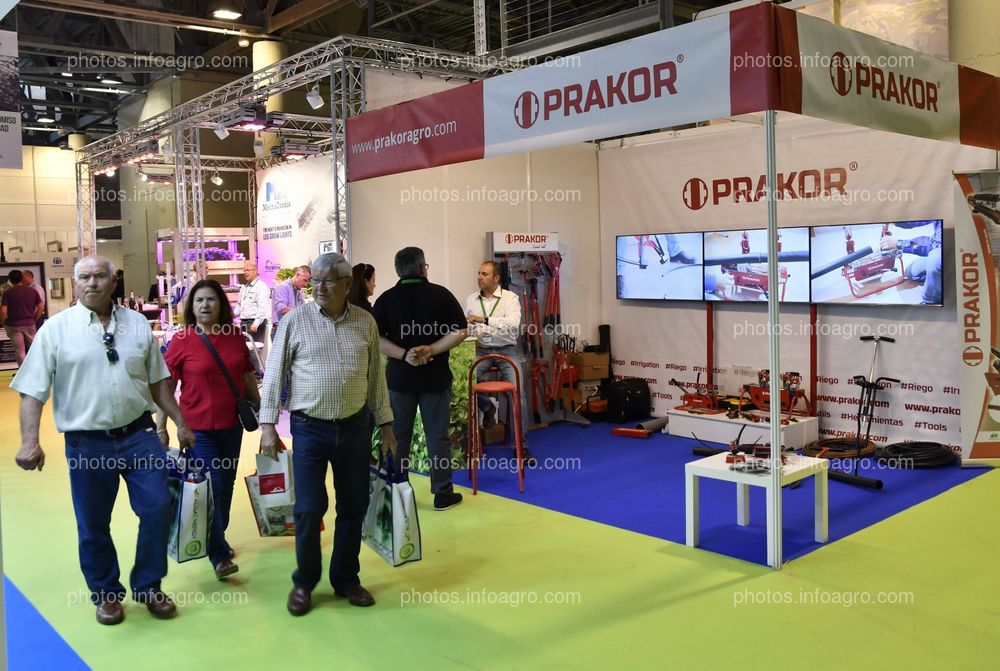 Prakor - Stand Infoagro Exhibition
