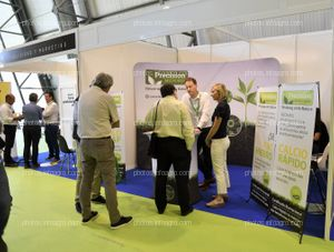 Precision Microbes - Stand Infoagro Exhibition