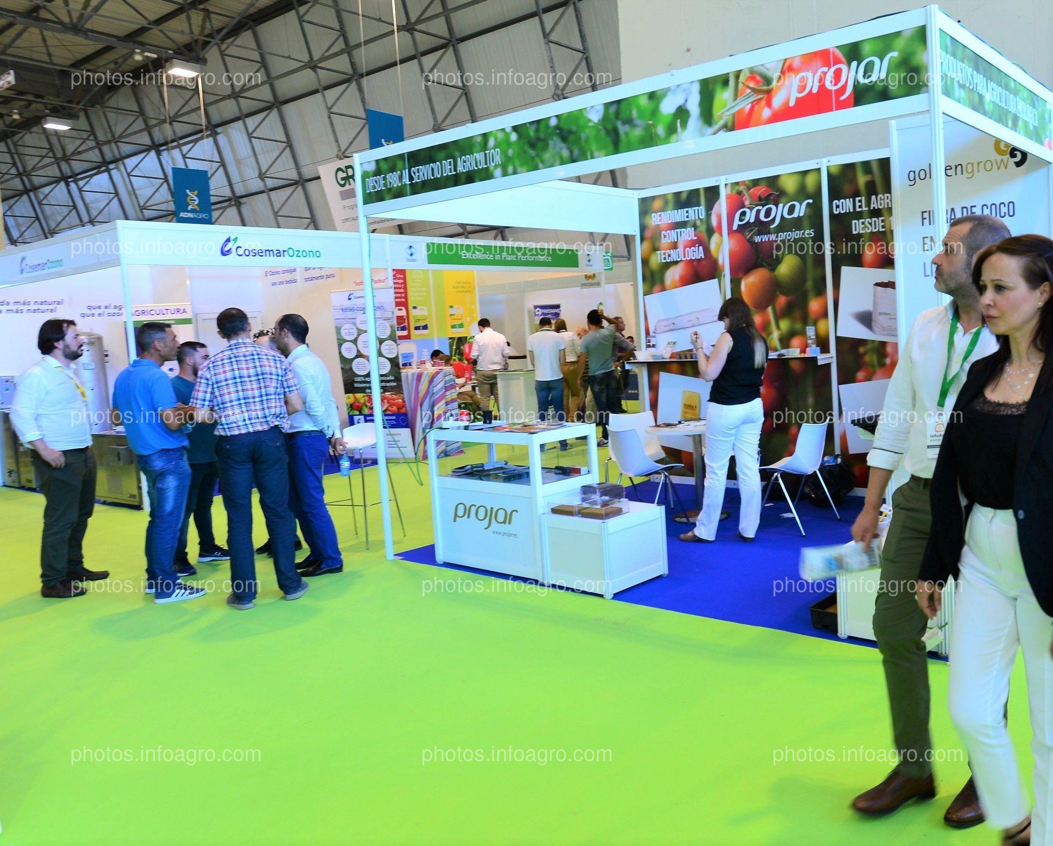 Projar - Stand Infoagro Exhibition
