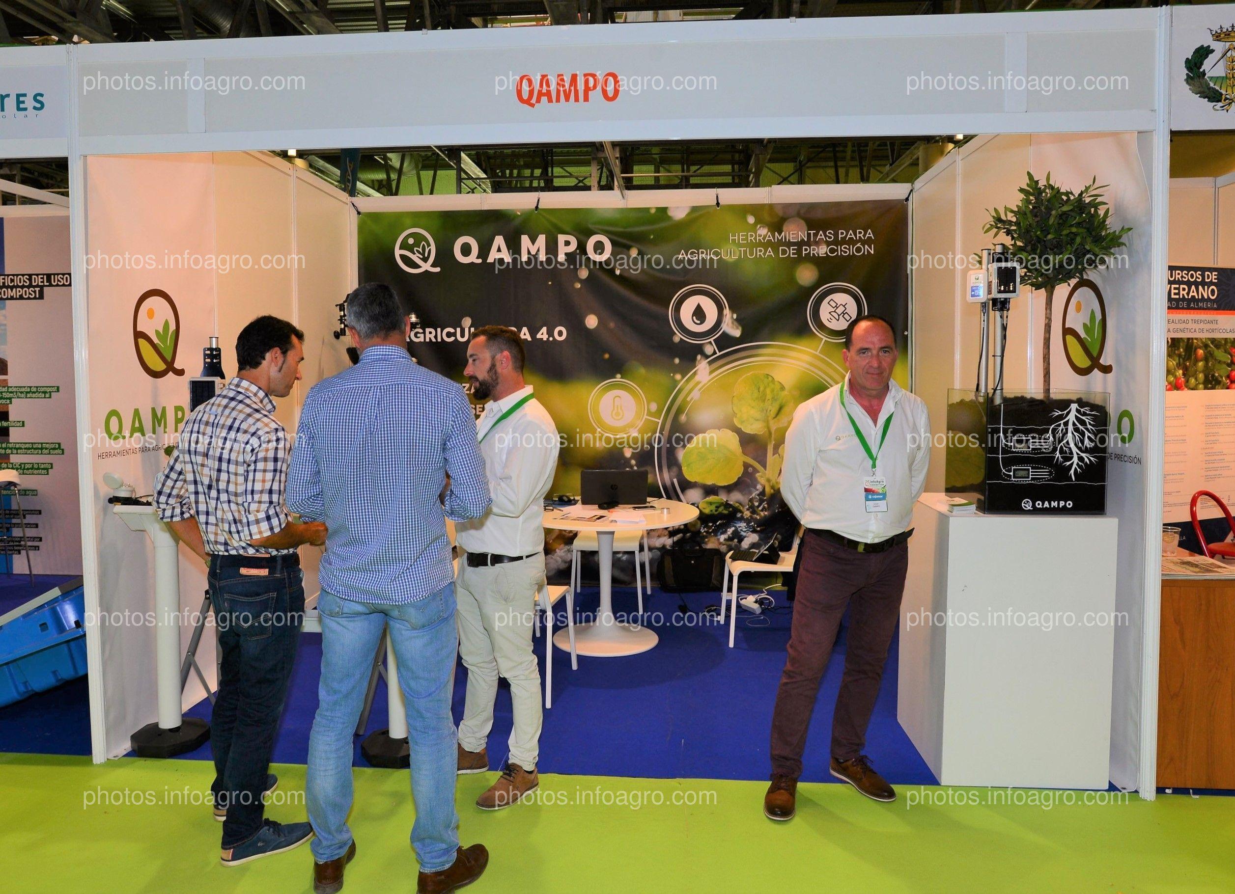 Qampo - Stand Infoagro Exhibition