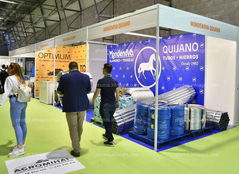 Quijano y Modenova - Stand Infoagro Exhibition