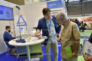 Raypa - Stand Infoagro Exhibition