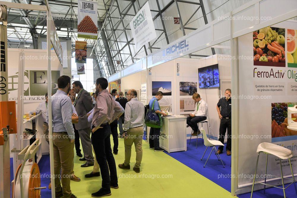 Richel - Stand Infoagro Exhibition