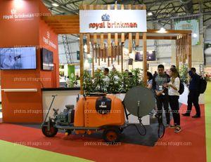 Royal Brinkman - Stand Infoagro Exhibition