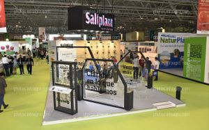 Saliplant - Stand Infoagro Exhibition