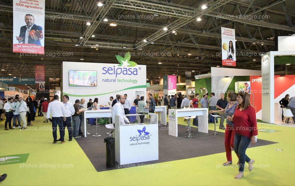 Seipasa - Stand Infoagro Exhibition