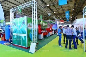 ST Bosch - Stand Infoagro Exhibition