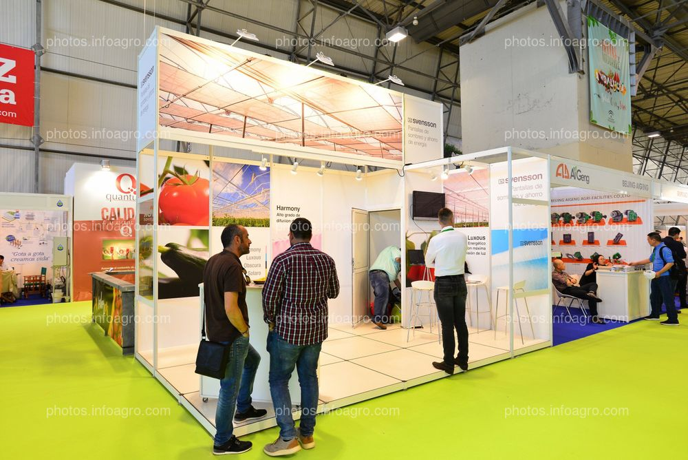 Svensson - Stand Infoagro Exhibition