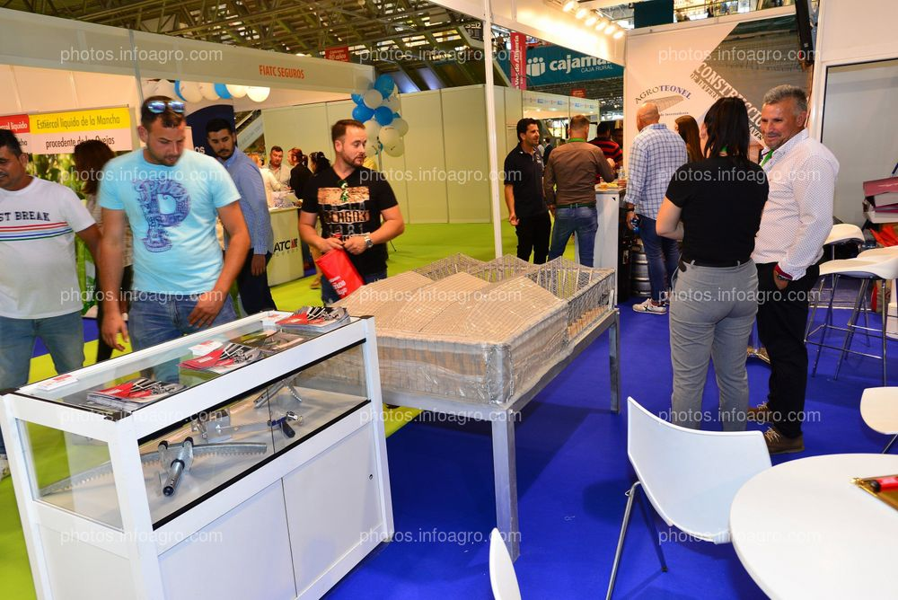 Techno Teonel - Stand Infoagro Exhibition