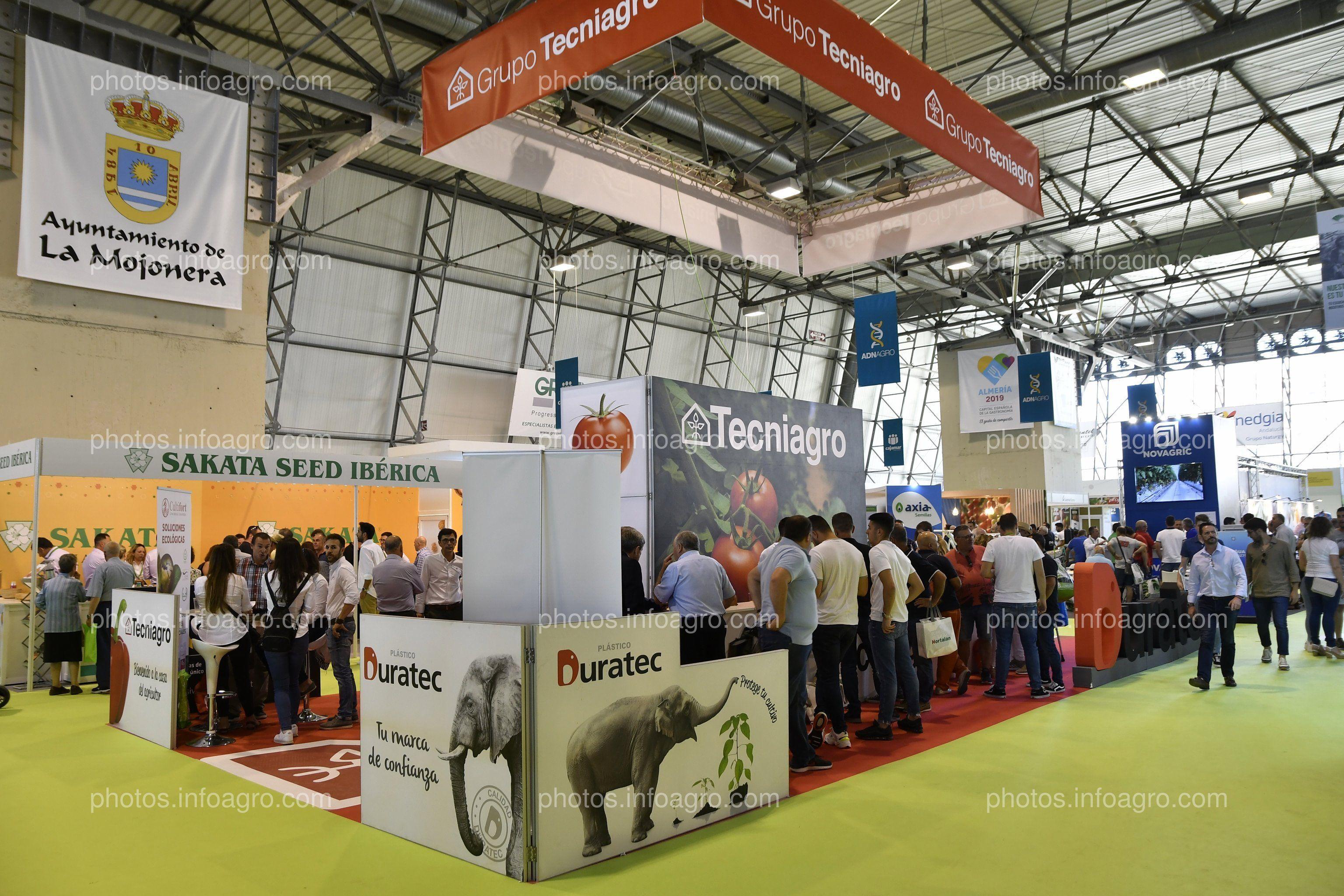Tecniagro - Stand Infoagro Exhibition