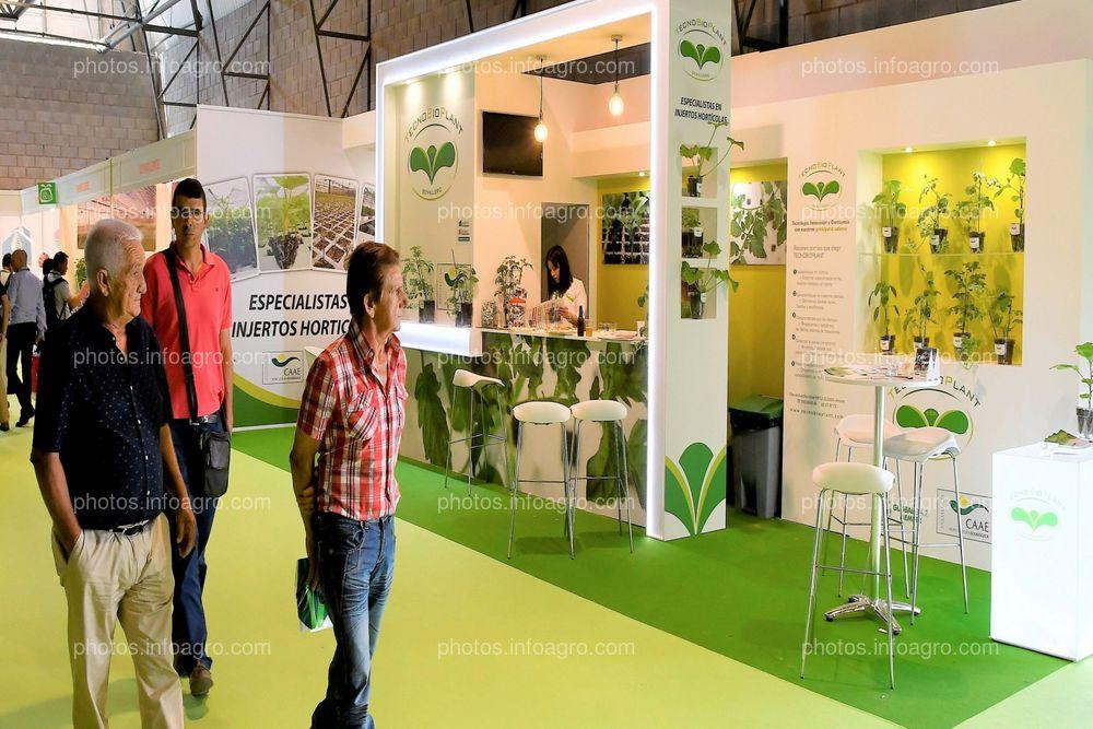 Tecnobioplant - Stand Infoagro Exhibition